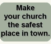 Church Sunday school Safety Security Children Kids