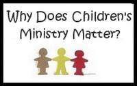 benefits of children's ministry