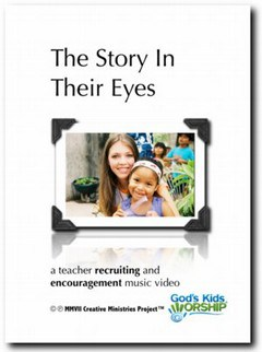 The Story In Their Eyes DVD