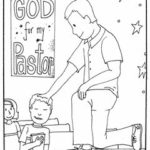Pastor Appreciation Coloring Page