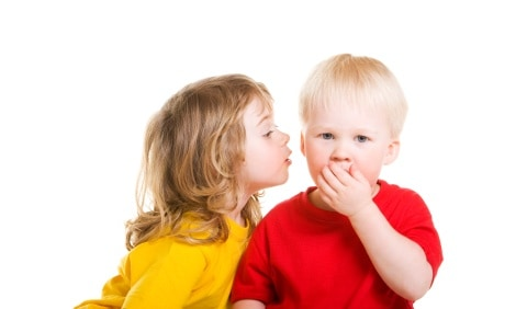 Kids Whispering Game Ideas