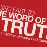 Notes from 2011 Children Desiring God Conference