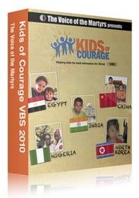 Kids of Courage Vacation Bible School