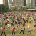 Video: Dancing for Joy about Jesus' Resurrection