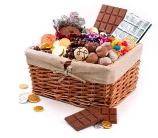 Easter Basket Auction