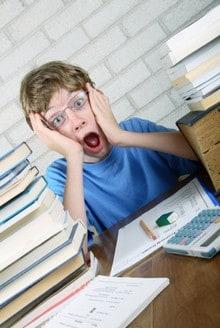 homeschool stress