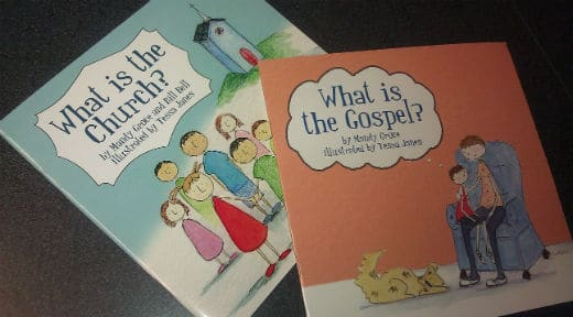 New children's books from Mandy Groce.
