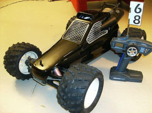 Ministry Ideas: Host an R/C rally event at your church.