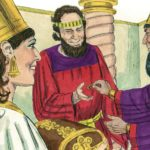 Bible Lesson: God uses Mordecai and Esther to thwart Haman's evil plan