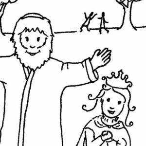 Click above to see this coloring sheet