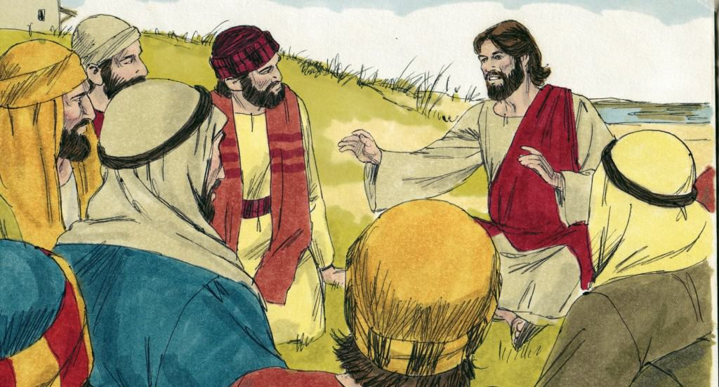 """Parable of the Wise & Foolish Builder"" Bible Lesson for Kids"