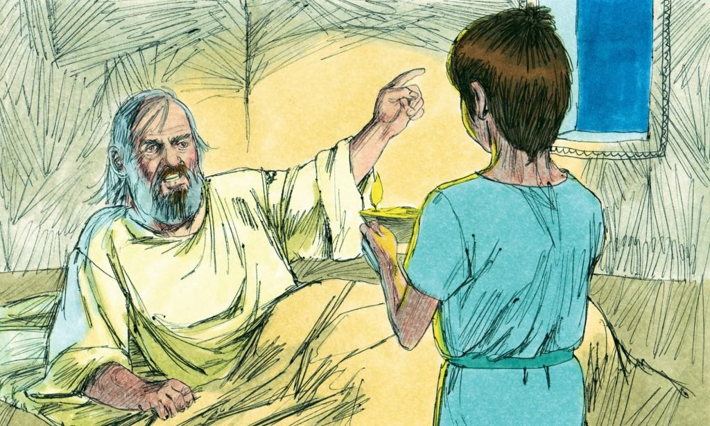 Teaching Skit from 1-Samuel-3