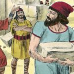 God's People Rebuilt the Walls of Jerusalem Nehemiah 3-6 (Sunday School Lesson)