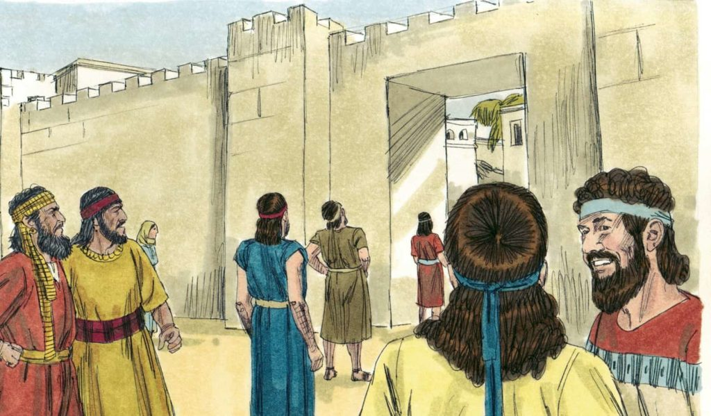 Returning to the Word of God (Nehemiah 7-8 Bible Lesson)