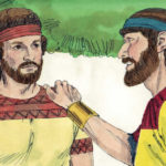 Absalom Rebels Against David: Preschool Sunday School Lesson