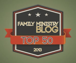Most popular family ministry blogs