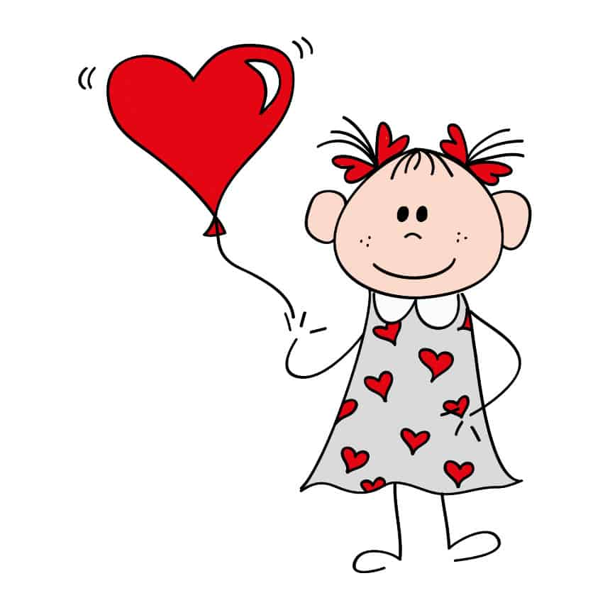 Valentine Photo Booth Ideas for Kids