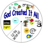 Creation Spin Wheel Craft