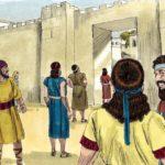 God's People Hear God's Law- Nehemiah 8 (Sunday School Lesson)