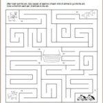 Bible Puzzle: Noah's Ark Maze
