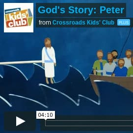 Video Bible Story: Peter