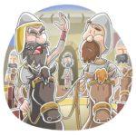 God Healed Naaman 2 Kings 5 (Sunday School Lesson)