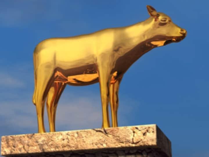 The Golden Calf Sunday School Lesson (Exodus 32)