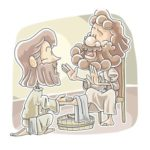 Lesson: Jesus Showed Us the Meaning of Service (Servanthood for Kids #1)