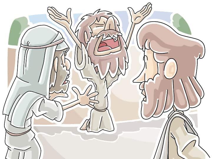 """""""Deixe-me ver novamente"""" Lição da Escola Dominical de Marcos 10: 46-52"""
