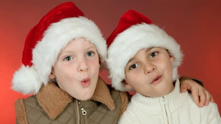 Christmas Songs for Kids Game Activity