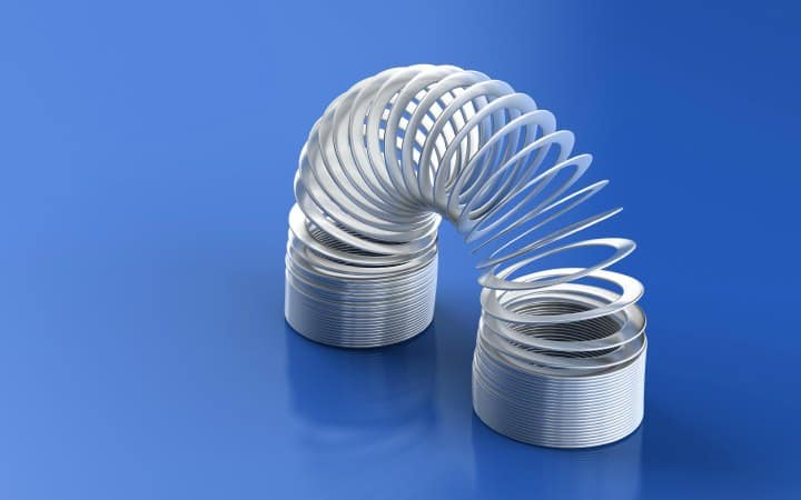 """Slinky Toy"" Bible Object Lesson (Psalm 37:23)"