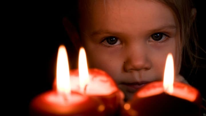 Advent-ures Through the Season…Ideas for Celebrating the Coming of Christmas  Week Three: Joy in the Darkness