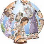 David is Chosen as King (1 Samuel 16) Preschool Bible Lesson