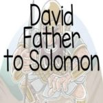 """David Father to Solomon"" Bible Story Teaching Skit"