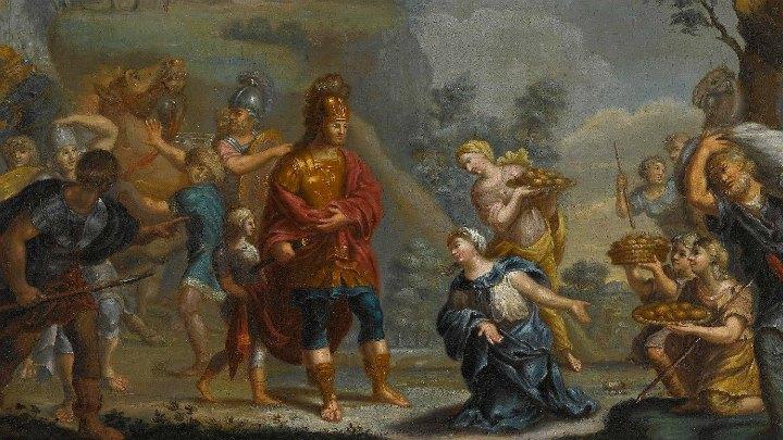 Nabal & Abigail (1 Samuel 25:1-35) Preschool Bible Lesson