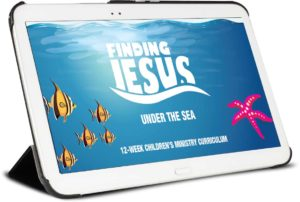 Finding Jesus Children's Ministry Curriculum