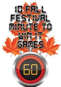 Fall Themed Minute to Win It Games Free